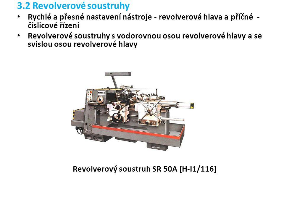 Revolverový soustruh SR 50A [H-I1/116]